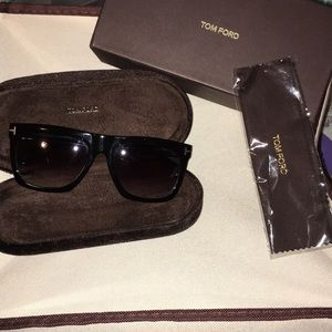 "Tom Ford ""Morgan"" Sunglasses"